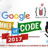 Google Summer Of Code 17 Meetup