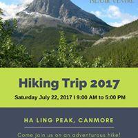Hiking Trip to Ha Ling Peak