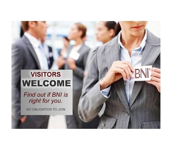 BNI East Sacramento Professional Network Visitor Day
