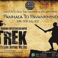 Panhala To Pavankhind Expedition