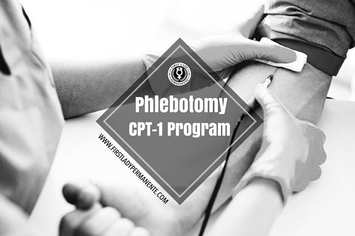 226 327 Phlebotomy Technician Program Cpt 1 Turlock At First