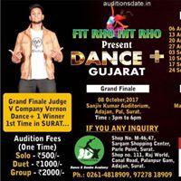 Dance Plus Gujarat Championship 2017-Vernon Monteiro