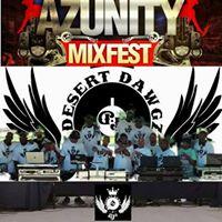 Desert Dawgz Djs Conglomerate AZ Unity Mixfest 2017