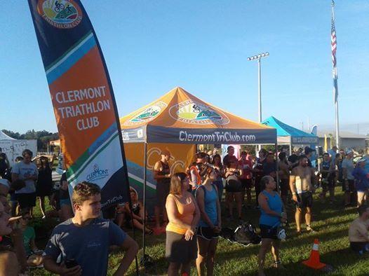 Clermont Tri Club Launch at World Triathlon Destination