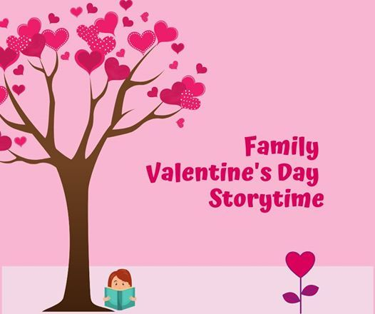 Image result for family valentine storytime