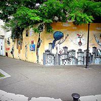 O Trouver du &quotStreet Art&quot  la Butte-aux-Cailles