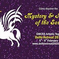 GMCKS Arhatic Yoga Delhi Retreat 2016