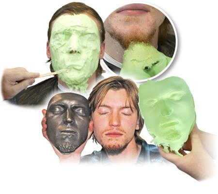 Introduction to Life Casting & Skin FX Seminar