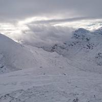 Ben More winter ascent