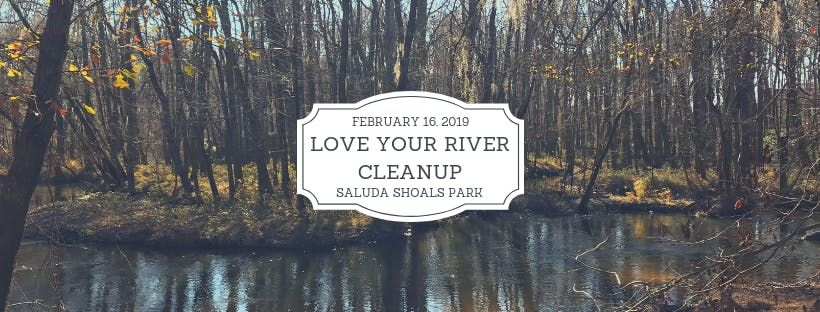 Love Your Rivers Cleanup
