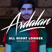 Ardalan (Open-to-close)  Audio SF  Friday January 19th