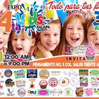 4 Expo kids Xalapa
