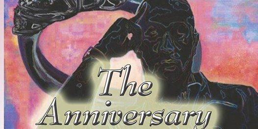 Book Signing The Anniversary by JJ Winston