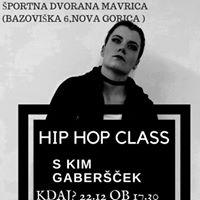 Hip Hop Klas S Kim Gaberek