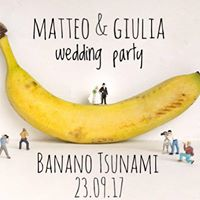 Giulia si sposa Party da un Matrimonio - Giulia &amp Matteo