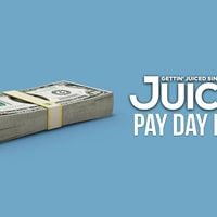 Juiced Fridays  Pay Day Party Walkabout  28.04