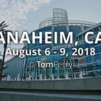 Tom Ferrys Success Summit 2018 at the Anaheim Convention Center