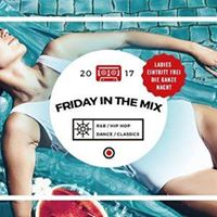 Friday In The Mix Special mit Banks &amp Rawdriguez