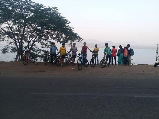Sunday Khadakwasla Ride