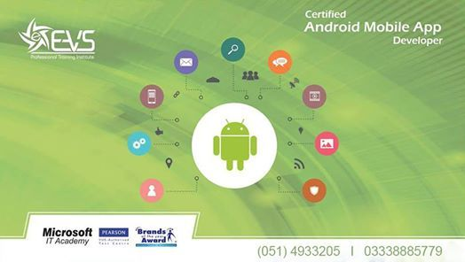 Certified Android Application Developer