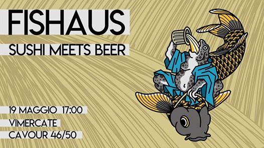 FisHaus  Sushi meets Beer