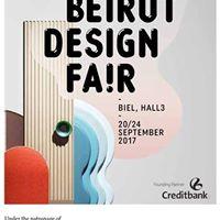 Ardeco at Beirut Design Fair 2017