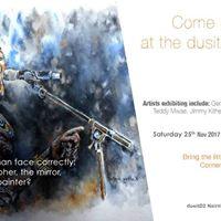 The dusitD2 Pop Up Art Gallery- November Edition
