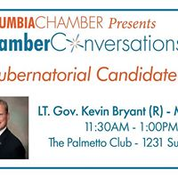 Chamber Conversations The Gubernatorial Candidate Series