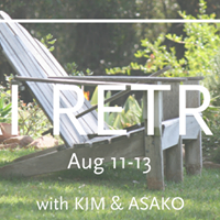 Ojai Retreat with Asako and KIm