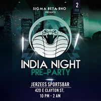 India Night Pre Party