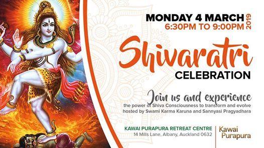 Shivaratri Celebration