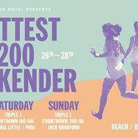 Hottest 200 Weekender