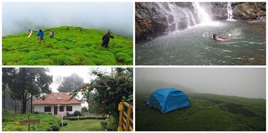 Camp & Trek Paithalmala Kannur by Kerala Weekend Planner