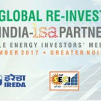 2nd Re-Invest 2017 &amp Founding Conference of Solar Summit ISA