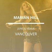 Marian Hill in Vancouver