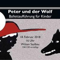 Peter und der Wolf - Ballettauffhrung fr Kinder