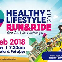 Healthy Lifestyle Run &amp Ride 2018