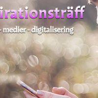 Inspirationstrff unga medier och digitalisering