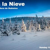 101217 Snow day with visit to &quotMora de Rubielos&quot - Sunday