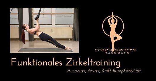 Funktionales (Zirkel-)Training