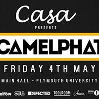 Casa w CamelPhat  Main Hall - Plymouth University