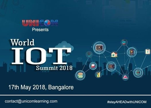World IOT Summit 2018