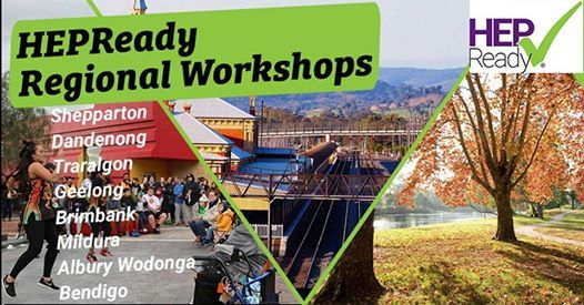 HEPReady Regional Workshop Geelong