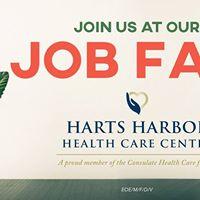 Harts Harbor Job Fair