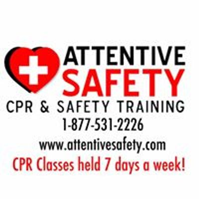Attentive Safety CPR & Safety Training