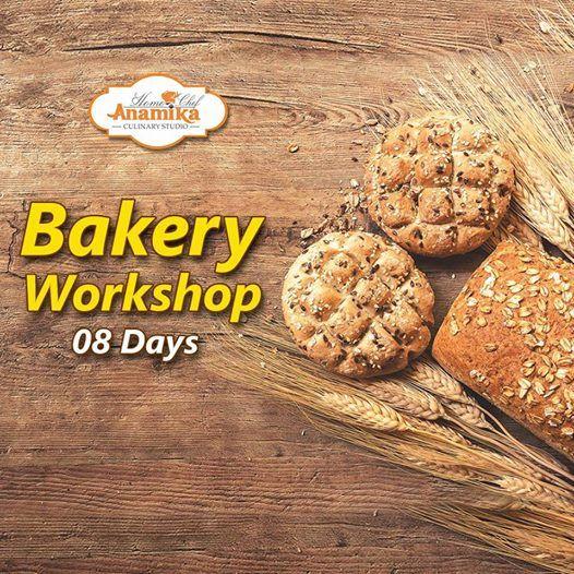 Bakery Workshop for 8 Days