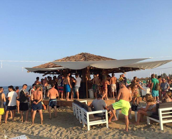SUN Day::sun SHINE:::La domenica pomeriggio ZAZA at Bagno Zazà ...