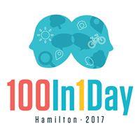 100In1Day Hamilton 2017
