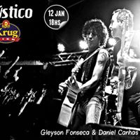 Gleyson Fonseca &amp Daniel Canhas no Astico Krug Bier