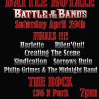 Battle Royale Finals